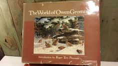 1983 The World of Owen Gromme Hardcover First Edition – Stanton & Lee by 3OaksTreasure on Etsy