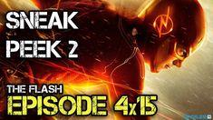 """The Flash 4x15 Sneak Peek """"Enter Flashtime"""" Season 4 Episode 15"""