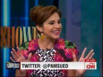 "Entrevista Completa A Pamela Sued En ""Showbiz"""