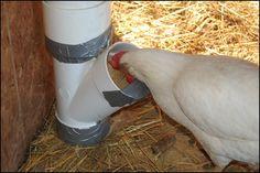 PVC Bulk Chicken Feeder…