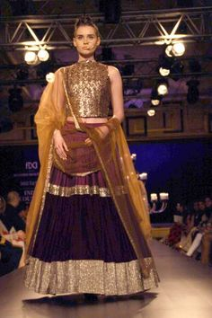 http://www.ManishMalhotra.in/ at Shree Raj Mahal Jewellers India Couture Week (July) 2014