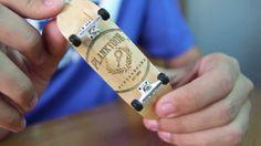 Campeonatos de Skate: Por que não Fingerboard ?