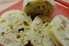 Jak uvařit karlovarský knedlík | recept Krispie Treats, Rice Krispies, Bread Dumplings, Pizza, Ice Cream, Desserts, Food, Sherbet Ice Cream, Meal