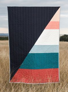 Tell Tale East Quilt by Hopewell Workshop