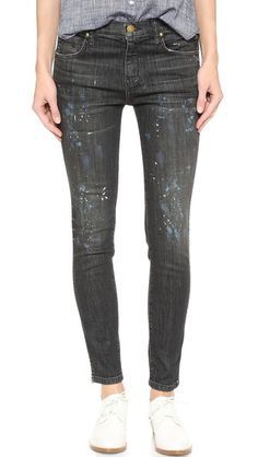 THE GREAT. The Almost Skinny Jeans   SHOPBOP