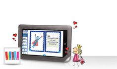 A place to publish your kids stories! kid books, technology projects for kids, children books
