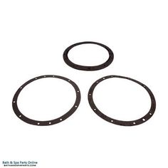 American Products Pentair Amerlite 10-Hole Vinyl Light Niche Gasket Kit [W/Double Wall Gasket] (79200700)