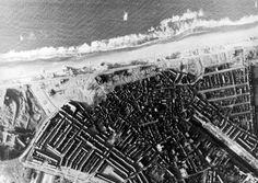 """De Duitsers ontruimden in 1942 de Boulevard en haar omliggende huizen. Deze niet te betreden gebieden werden door de Duitsers """"Sperrgebiet"""" genoemd."""