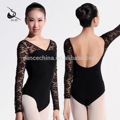 Check out this product on Alibaba.com App:116141051 Long Sleeve Leotard Ballet Lace Leotards https://m.alibaba.com/FJNzIv