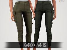Elliesimple - Cargo Pants