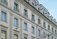 Seminar Hotel Weisses Kreuz Bregenz Multi Story Building, Bregenz, Traditional, Places