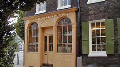 Whitechapel Bell Foundry This East End bell-making institution has dropped a few clangers in its time – Big Ben and Philadelphia's Liberty Bell probably being the most famous. But the Whitechapel Bell Foundry is significant not just for its bells – it's possibly Britain's oldest manufacturing company, trading since 1570. Fascinating 90-minute tours take place on Wednesdays and Saturdays, though you have to book well in advance. So why not give them a bell?