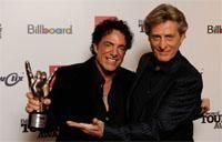 Neal Schon & Ross Valory Billboard's 2011 Touring Awards | Billboard