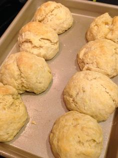 Insanely Moist Old-Fashioned Biscuits with Almond Milk