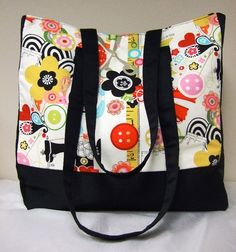 I love this Dritz bag; sew cheery.  :-)
