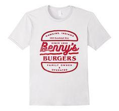 Stranger Things Gifts, Burgers, Fandoms, Gift Ideas, Mens Tops, Shirts, Shopping, Kleding, Hamburgers