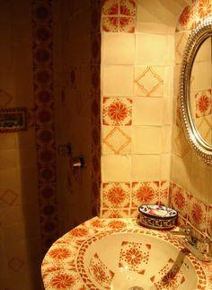 Chiapas, San Cristobal de las Casas, Hotel Casa Felipe Flores, Bedroom 1, Bathroom - Photo by www.Luxuriousmexico.com 0507.jpg (800×1094)