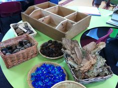 Irresistible Ideas for play based learning » Blog Archive » good old drawers