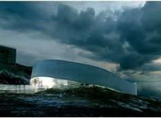 BIG architects: national gallery of greenland