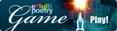 eMultipoetry, to edukacyjny projekt poetycki realizowany z programu Unii Europejskiej Grundtvig. Projekt prowadzony jest przez instytucje kultury w Polsce, Niemczech, Francji, Włoszech, Hiszpanii i Grecji. Poems, Fashion Photography, Neon Signs, Projects, Poetry, Verses, High Fashion Photography, Poem
