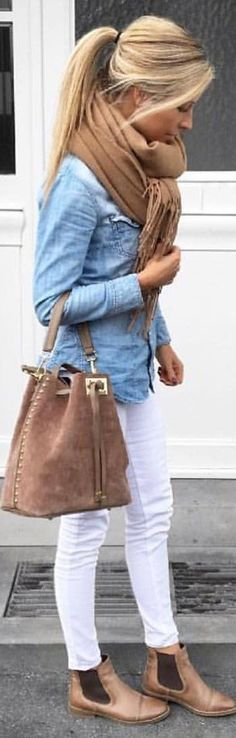Fabulous summer outfits to update your wardrobe - Strassenmode - Shoes Preppy Summer Outfits, Cozy Winter Outfits, Spring Outfits, Casual Outfits, Cute Outfits, Outfit Winter, Spring Shoes, Winter Shoes, Dress Casual