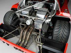 1993 Ferrari F40 LM LHD