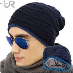 Resultado de imagen para gorras tejidas para hombre