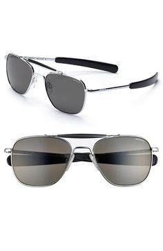93cfbadcc28 Randolph Engineering  Aviator II  55mm Polarized Sunglasses