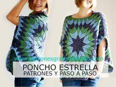 poncho-estrella-paso-a-paso-crochet.jpg (600×451)