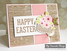 die namics easter bunny | Happy Easter card - A2