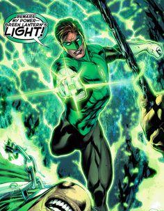 Green Lantern - Doug Mahnke