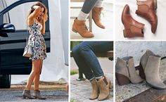 Ankle boots are one of the most major current fashion trends in the beauty world. Somewhere between a sneaker and a full boot, ankle boots are truly one of a kind. One of the best things about ankle boots is that they can basically be worn anytime, anywhere, for any occasion. They are warm enough …