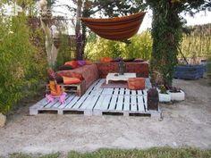 My Pallets Deck Pallet Terraces & Pallet Patios