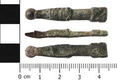 SWYOR-1036CE: Medieval box or casket mount