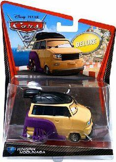 Disney / Pixar CARS 2 Movie 1:55 Scale Die Cast Car Oversized Vehicle Kingpin…