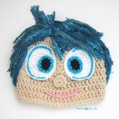 Joy Inspired Crochet Hat