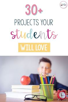 No more struggling for rich tasks students can complete for their final projects. Find 30  activities your students can choose to show you all that they know.