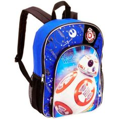 52cb68a2daaa Lucas Star Wars  Episode 7 16 inch Full Size Backpack