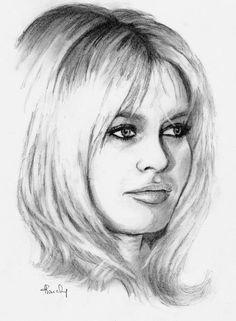 Brigitte Bardot by claireff1