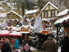 Belgium Christmas Market