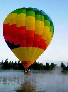 Napa Valley Balloon ride
