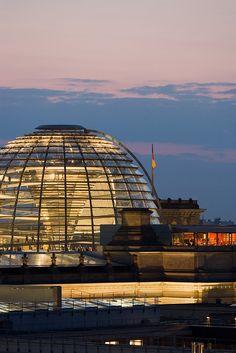 Reichstagskuppel | Reichstag Dome by visitBerlin, via Flickr © visitBerlin | Scholvien More information: visitBerlin.com