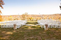 Fall in Tennessee Wedding