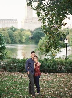 Photography: Heather Hawkins Photography - http://www.stylemepretty.com/portfolio/heather-hawkins-photography   Read More on SMP: http://www.stylemepretty.com/2014/11/06/fall-engagement-session-in-manhattan/