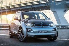 #electroauto #BMW i3 aus München