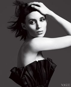 Rooney Mara for Vogue