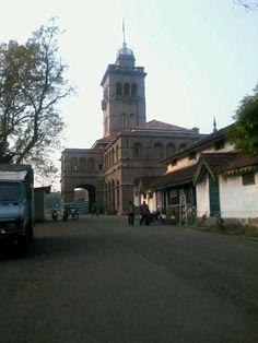 Pune University in Pune, Mahārāshtra