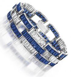 New diamond bracelets