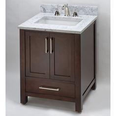 Empire Industries Monaco 24-in. Single Bathroom Vanity MO24DC | from hayneedle.com
