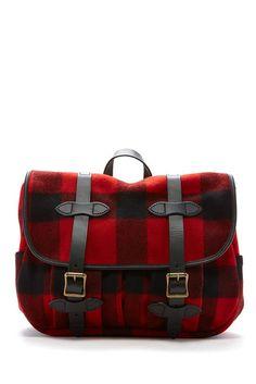 FILSON Wool Field Bag